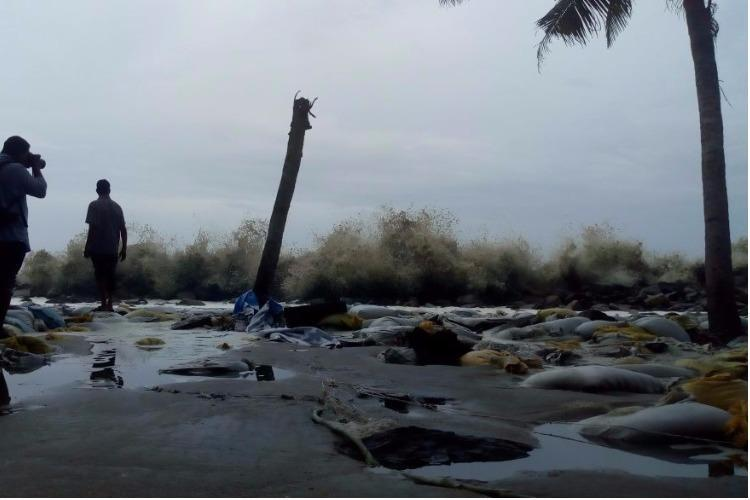 Cyclone Ockhi Bodies of eight more fishermen found in Kerala death toll rises to 48