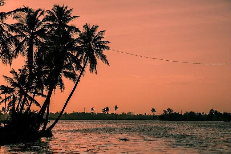 Tiny islands in Kerala sinking due to sea erosion
