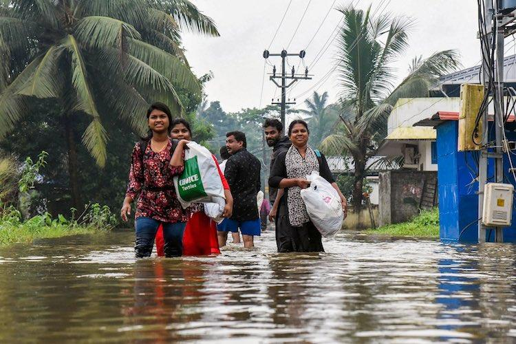 Kerala floods We must recognise increase in womens domestic work after disasters