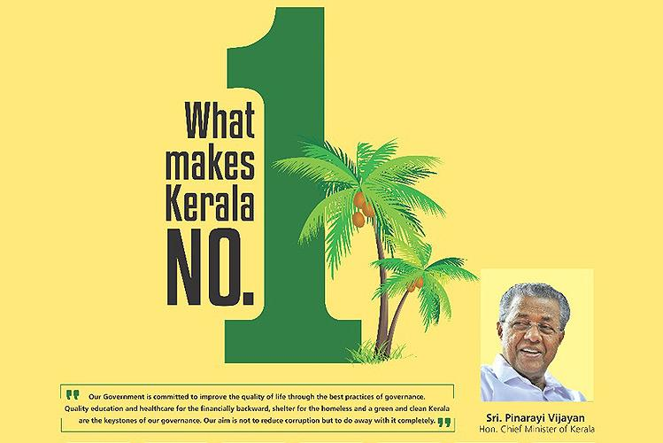The timely appearance of Kerala government ads in Delhi Heres all you need to know