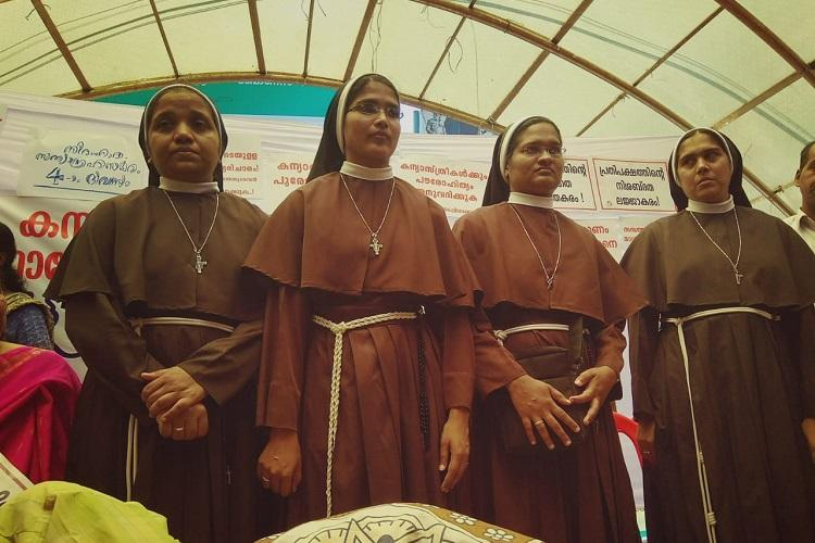 Investigate money source for nuns protest Missionaries of Jesus ramp up mudslinging