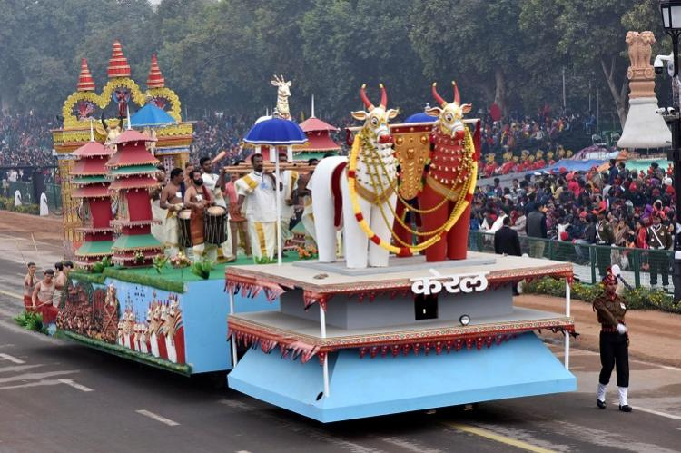 Keralas Republic Day tableau rejected State says this shows Centres hatred for them