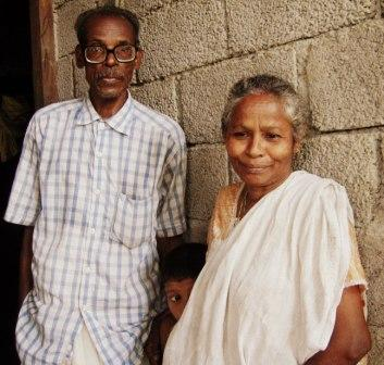 Kerala couple forced to marry after 40 years three grandchildren