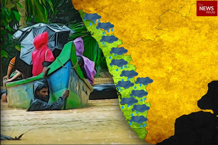 Kerala Deluge Changing monsoon patterns to become the new normal