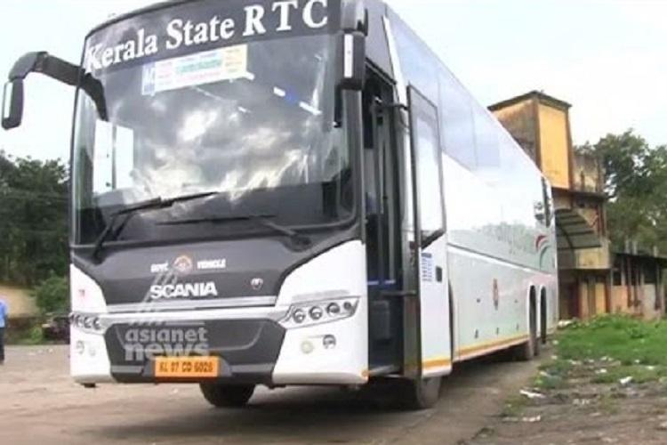 Highway horror Four men rob passengers of Kerala bus in Channapatna at knifepoint