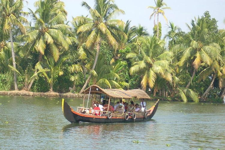 Tourist arrivals on the rise in Kerala Domestic footfalls increase by 11 pc in 2017