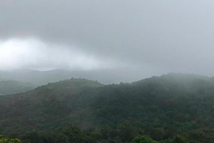 Changing monsoonal rainfall patterns over the Western Ghats