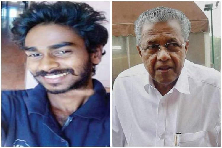Kevin murder Former Kottayam SP accused of misleading the Chief Minister