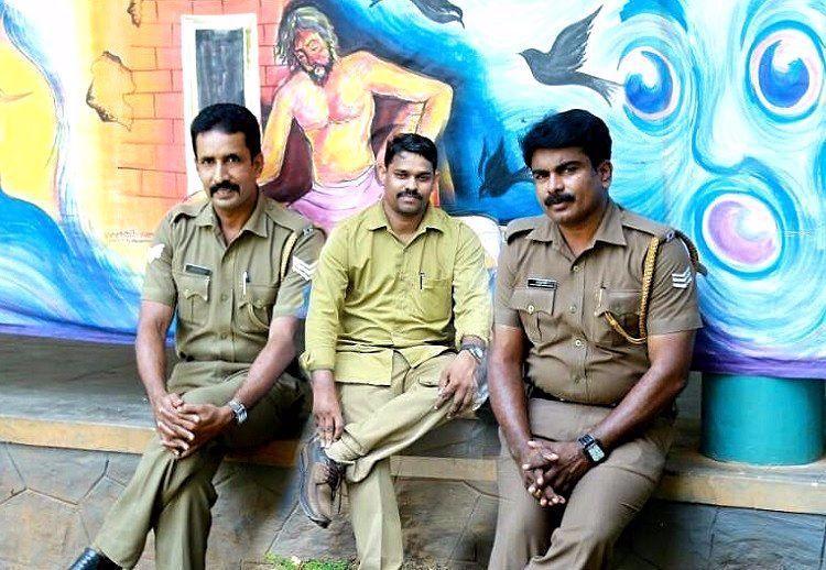Khakhi power Meet the three Kerala govt employees talking about de-addiction