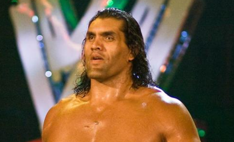You will probably end up ROFL after you see this video featuring The Great Khali