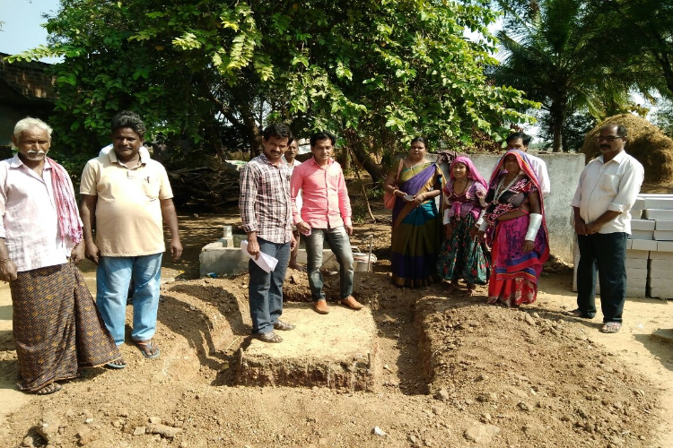 Construct toilet in 2 days or pay Rs 25000 Officials threaten villagers in Telangana
