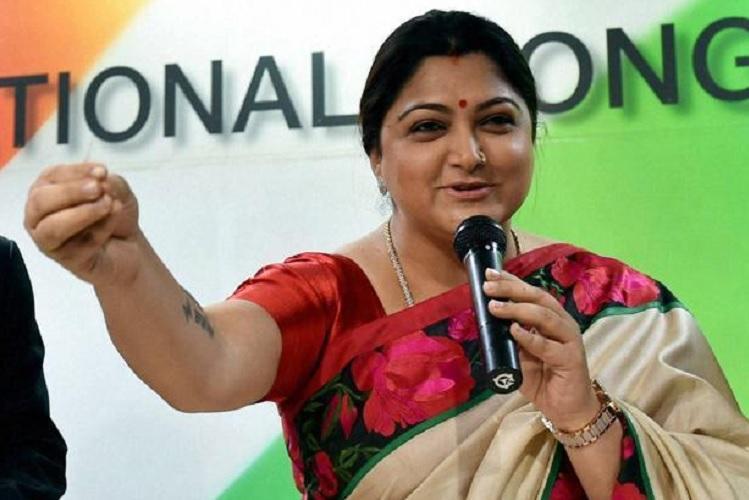 Stalking is violence period A rejoinder to Khushbu for her defence of film industry