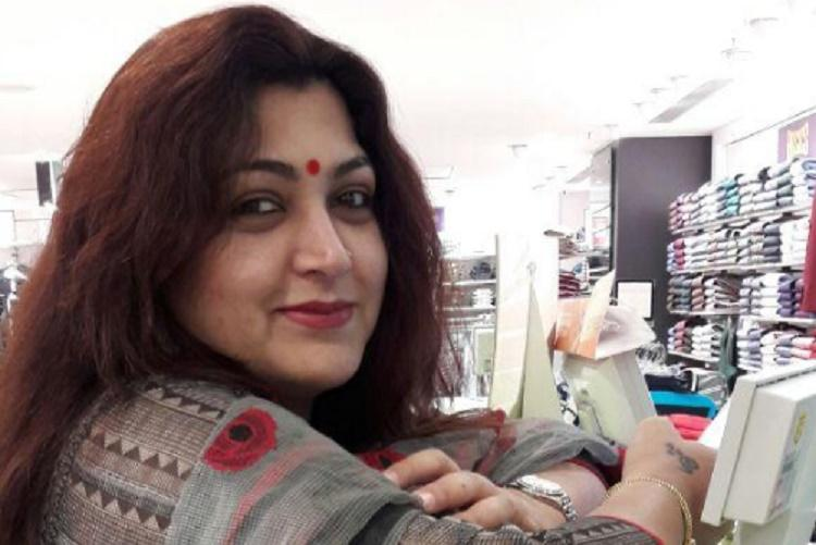 Nijangal gives voice to gay community Khushbu says shes not worried about backlash