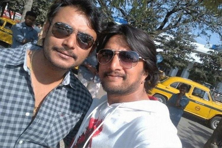 No actor other than Darshan can do justice to the film Sudeep on Kurukshetra