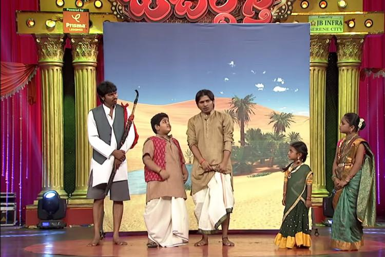 Parental pressure rejection adult content What kids on Telugu reality TV shows face