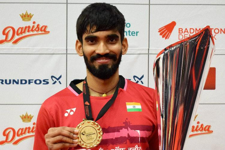 Not thinking about rankings Kidambi Srikanth focussed on doing well in future events