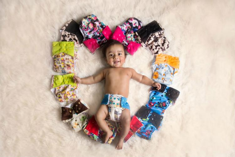 The cloth diapering fad Eco-friendly but is it convenient for parents
