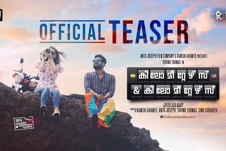 Tovino Thomass Kilometers and Kilometers motion poster reveals release date