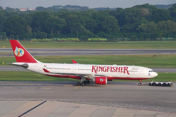 Auction of brands of Kingfisher Airlines fails to find single bidder