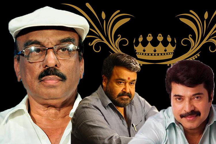 IV Sasi Remembering the director who gave us superstars Mammootty and Mohanlal