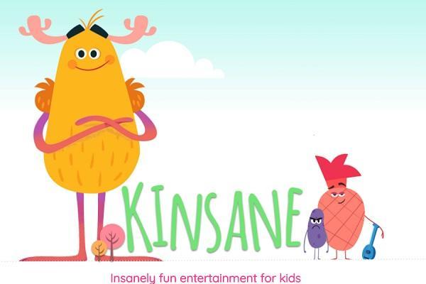 Kids entertainment startup Kinsane raises 25 million angel funding
