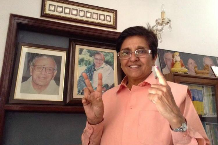 Kiran Bedi seeks explanation from officials for missing Puducherry I-Day function