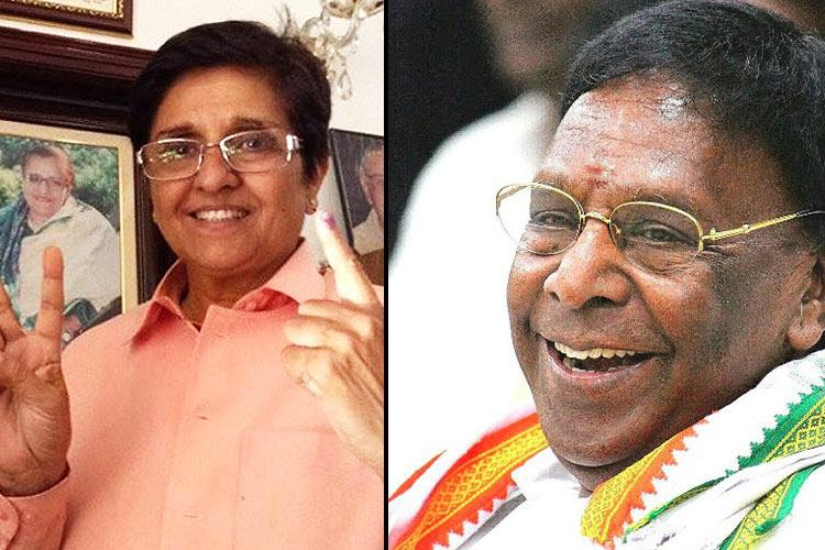 BJP MLAs nominated by Lt Governor in Puducherry to attend Assembly session