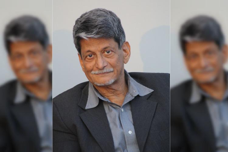 Noted writer Kiran Nagarkar passes away at the age of 77