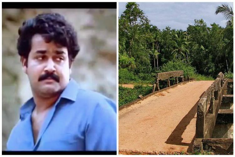 Mohanlal to sponsor renovation of TVM bridge named after his hit film Kireedam