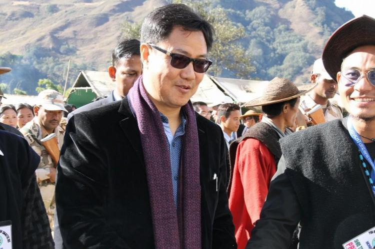 Government not trying to impose Hindi: Rijiju