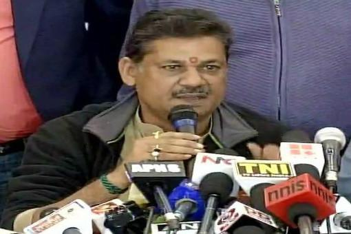 Kirti becomes Azad BJP suspends him from party over DDCA allegations