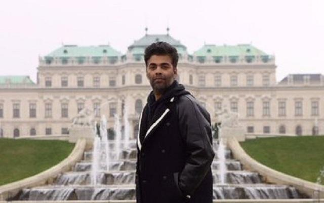 India is a tough country speaking on personal life can land one in jail Karan Johar