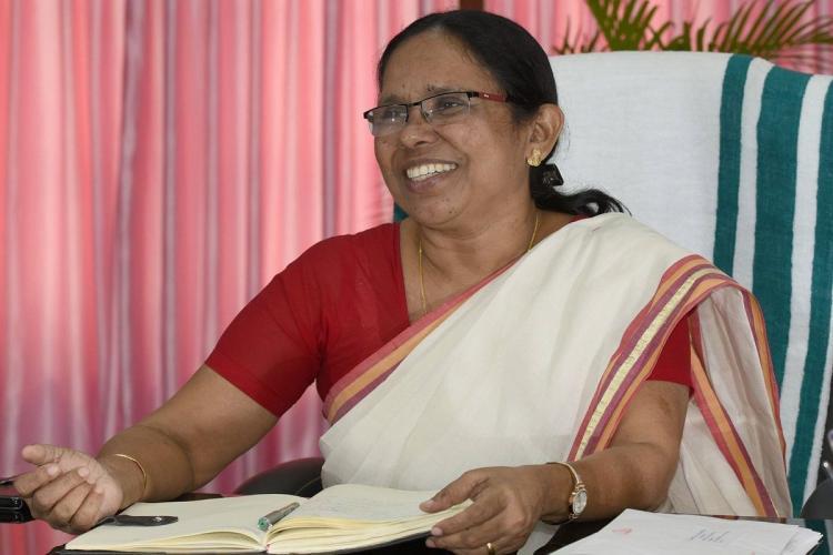 Kk Shailaja Awarded Prestigious Ceu Open Society Prize For 2021 | The News  Minute