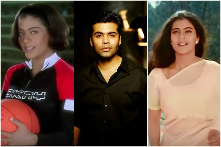 18 Years Later Karan Johar Apologises For Anjali S Transformation