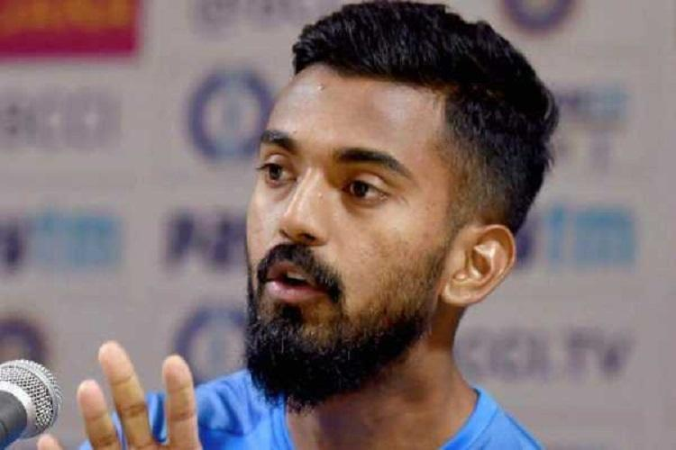 KL Rahul donates man-of-the-match cash award to animal dispensary in Chennai