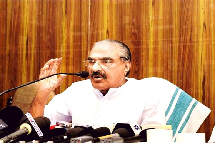 Congress wants Mani back in UDF CPI says no place in LDF