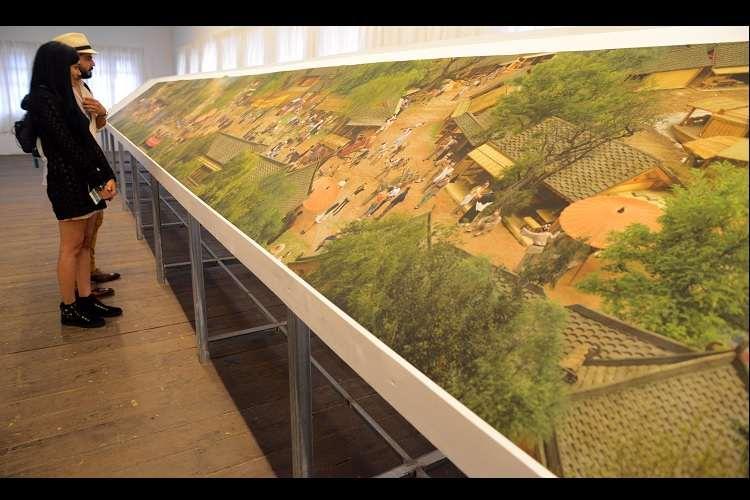 In pictures Kochi-Muziris Biennale Keralas contemporary art festival