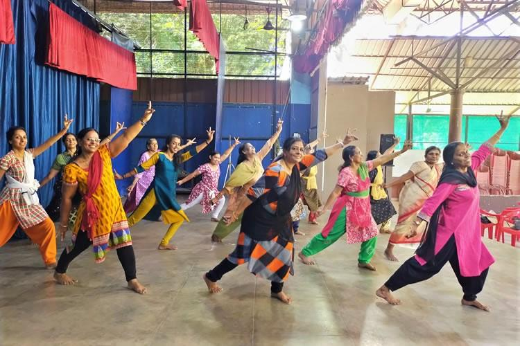 Reclaiming our passion At 50 these Kerala women are taking dance classes