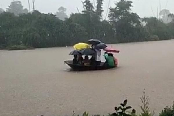 How a group of eight locals rescued people stuck in flooded homes in Kodagu