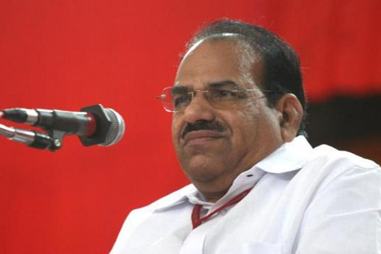 Modi should intervene for peace in Keralas Kannur district says CPIM