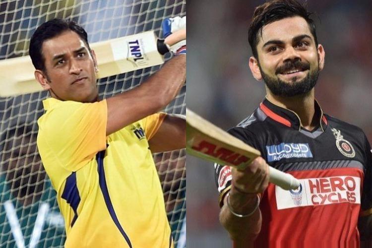 Let the sambar wars begin CSK RCB spar on Twitter before first IPL match