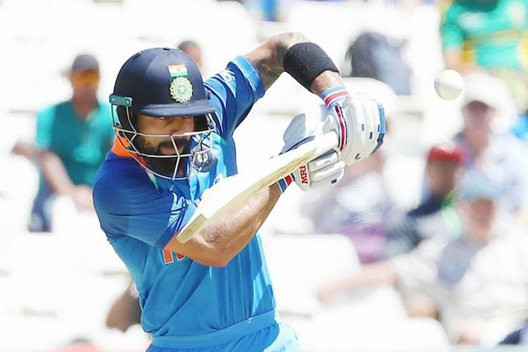 Virat Kohli becomes fastest batsman to score 11000 runs in ODIs