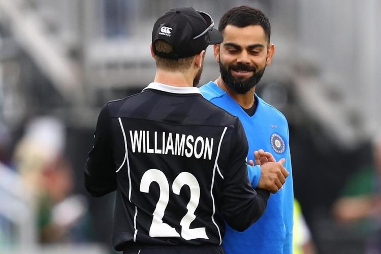 45 minutes of bad cricket cost us a place in the final Kohli