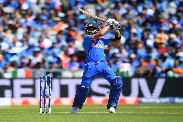 ICC World Cup India reach 268 against West Indies after a late flourish
