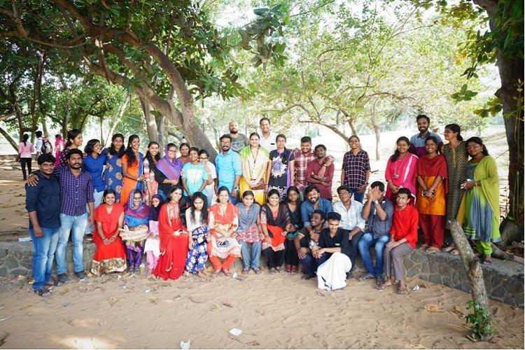 This Kerala volunteer group helps visually challenged students study for and write exams