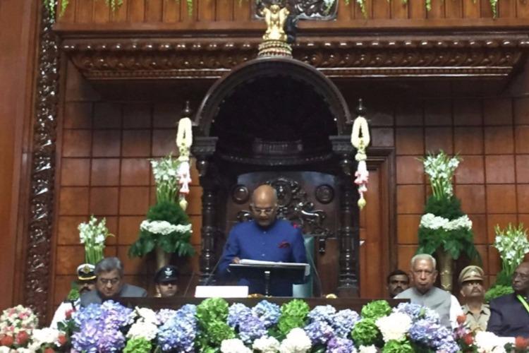 President Kovind praises Tipu Sultan in his address leaves BJP red-faced