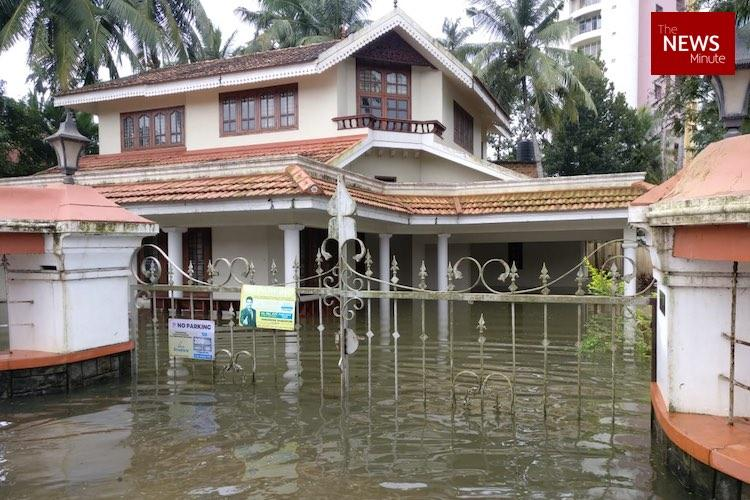 Ground report How Kozhikode Rajeev Nagar residents were rescued as water levels rose