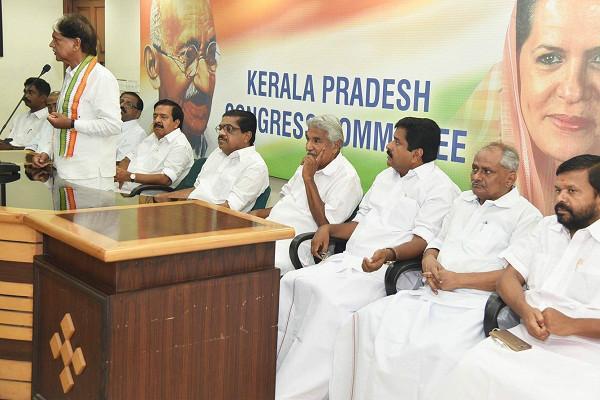 Blame game begins VD Satheesan says state leadership responsible for poll debacle