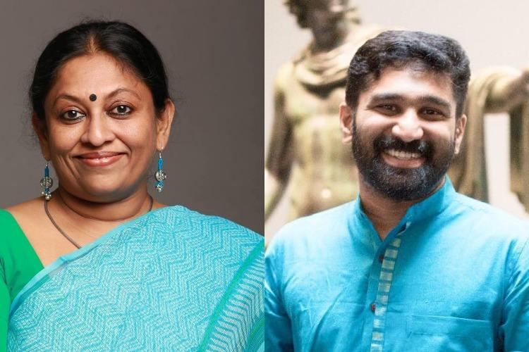Online spar between Congress MLA and KR Meera takes ugly turn writer gets abused