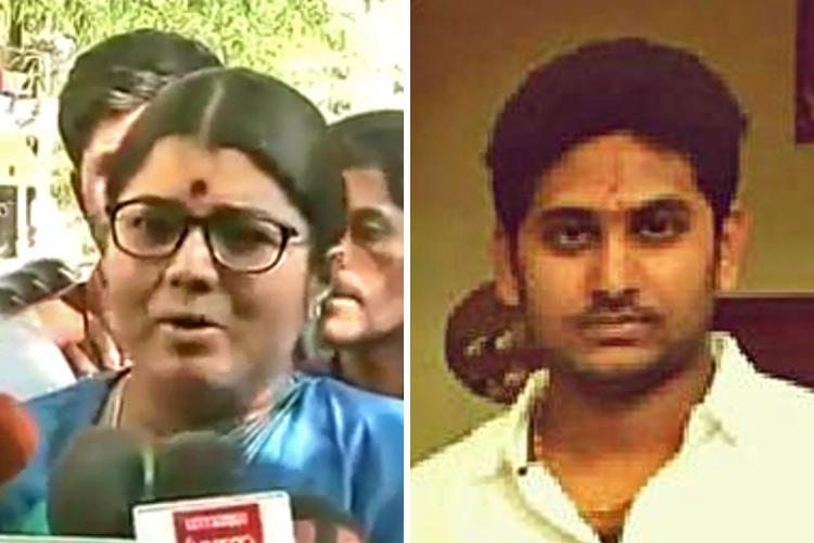 Sasikala family divided on Jayalalithaa video Krishnapriya angry Jeyanandh unrattled